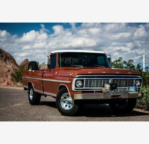 1970 Ford F250 2WD Regular Cab for sale 101062329
