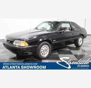 1988 Ford Mustang LX V8 Hatchback for sale 101062648