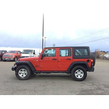 2014 Jeep Wrangler 4WD Unlimited Sport for sale 101062685