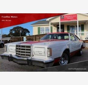 1979 Ford Thunderbird for sale 101062754