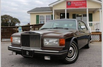 1981 Rolls-Royce Silver Spur for sale 101062759