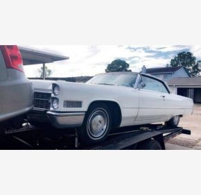 1966 Cadillac De Ville for sale 101063112
