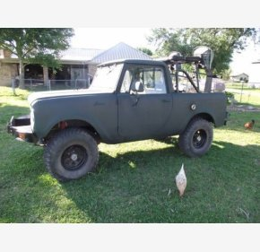 1964 International Harvester Scout for sale 101063224