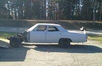 1966 Chevrolet Bel Air for sale 101063243