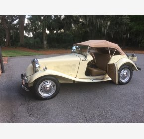1951 MG MG-TD for sale 101063263