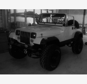1995 Jeep Wrangler for sale 101063534