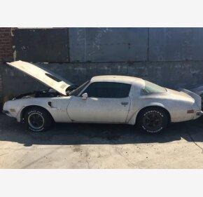 1975 Pontiac Firebird for sale 101063538