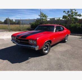 1970 Chevrolet Chevelle for sale 101063631