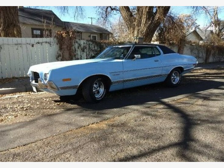 1972 Ford Gran Torino for sale near Woodland Hills, California 91364 ...
