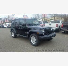 2015 Jeep Wrangler 4WD Unlimited Sport for sale 101063721