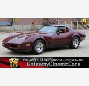 1981 Chevrolet Corvette Coupe for sale 101063951