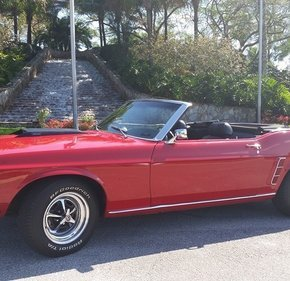 1969 Ford Mustang Convertible for sale 101064047