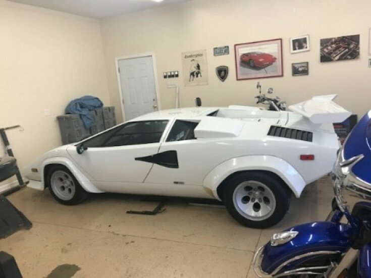 1983 Lamborghini Countach For Sale Near Queens New York 11103