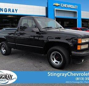 1990 Chevrolet Silverado 1500 2WD Regular Cab 454 SS for sale 101064568