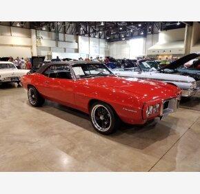 1969 Pontiac Firebird Coupe for sale 101064637