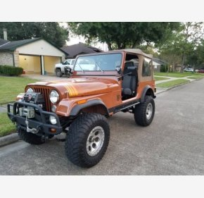 1980 Jeep CJ-7 for sale 101064985