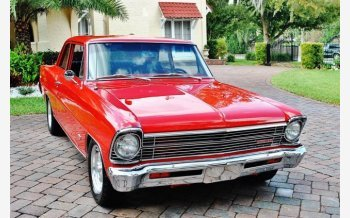 1967 Chevrolet Nova for sale 101065077
