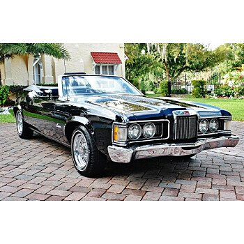 1973 Mercury Cougar for sale 101065084
