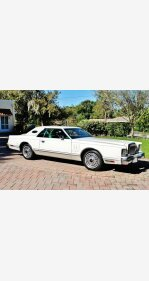 1978 Lincoln Mark V for sale 101065089