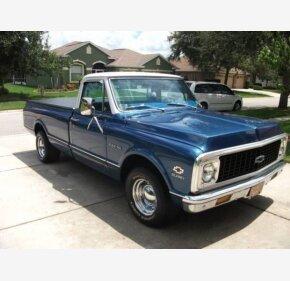 1971 Chevrolet C/K Truck for sale 101065143