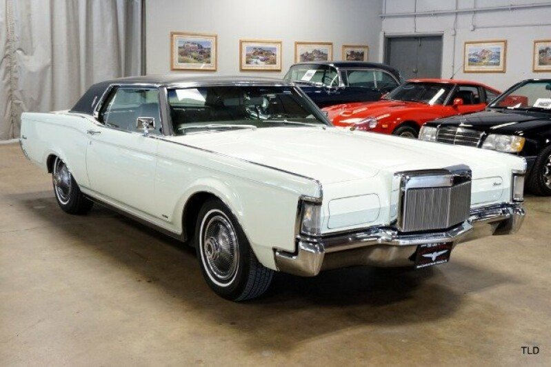 1969 Lincoln Continental Classics For Sale Classics On Autotrader