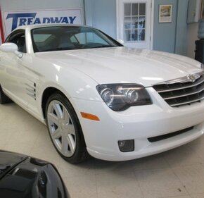 2005 Chrysler Crossfire Limited Coupe for sale 101065443