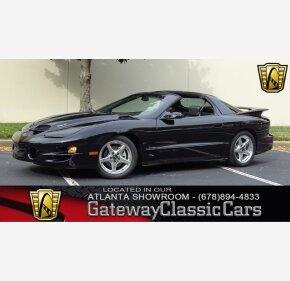 2000 Pontiac Firebird Coupe for sale 101065526