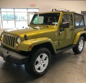 2007 Jeep Wrangler 4WD Sahara for sale 101065907