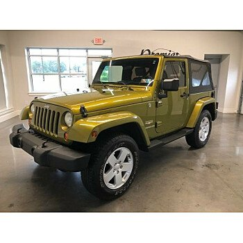 2007 Jeep Wrangler 4WD Sahara for sale 101065907