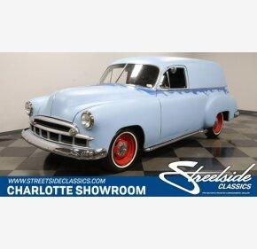 1949 Chevrolet Sedan Delivery for sale 101065947