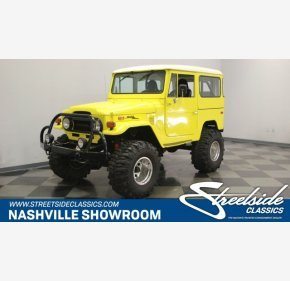 1972 Toyota Land Cruiser for sale 101066320