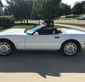 1991 Chevrolet Corvette Convertible for sale 101066393