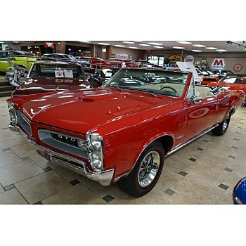 1966 Pontiac GTO for sale 101066776