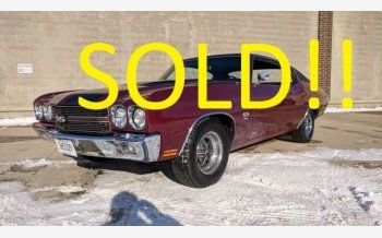 1970 Chevrolet Chevelle for sale 101066896