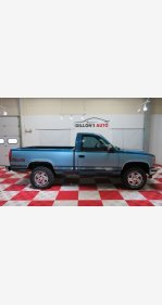 1992 Chevrolet Silverado 1500 4x4 Regular Cab for sale 101066971