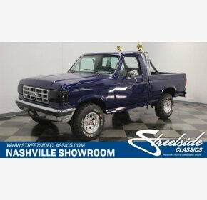 1988 Ford F150 4x4 Regular Cab for sale 101067273