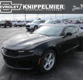 2019 Chevrolet Camaro Coupe for sale 101067296