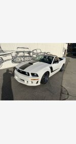 2007 Ford Mustang GT Convertible for sale 101067744