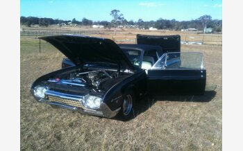 1962 Ford Thunderbird for sale 101067788