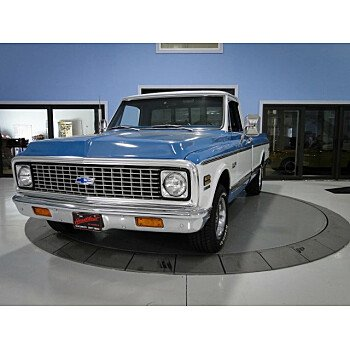 1972 Chevrolet C/K Truck Cheyenne Super for sale 101067850
