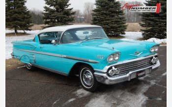 1958 Chevrolet Impala for sale 101067861