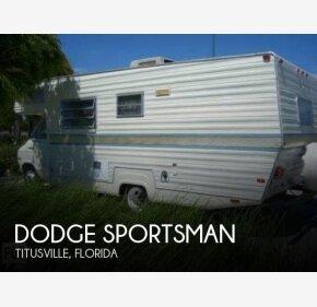 1977 Dodge Other Dodge Models for sale 101067887
