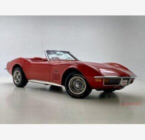 1972 Chevrolet Corvette for sale 101068597