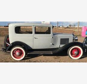 1931 Chevrolet Other Chevrolet Models for sale 101068667