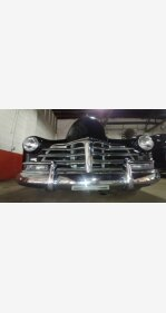 1948 Chevrolet Other Chevrolet Models for sale 101069008