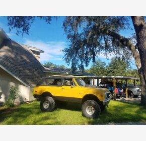 1972 Chevrolet Blazer for sale 101069033