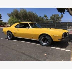 1968 Pontiac Firebird for sale 101069087