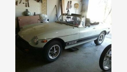 1977 MG MGB for sale 101069115