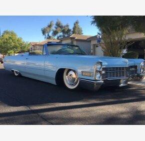 1966 Cadillac De Ville for sale 101069187