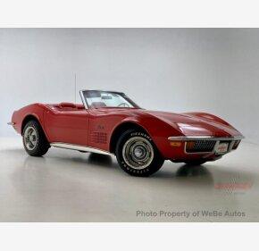 1972 Chevrolet Corvette for sale 101069202